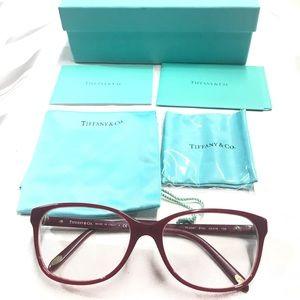 TIFFANY &Co eyeglasses